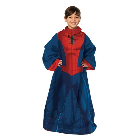 "Spider-Man® Comfy Throw Blanket (48""x48"") - image 1 of 2"