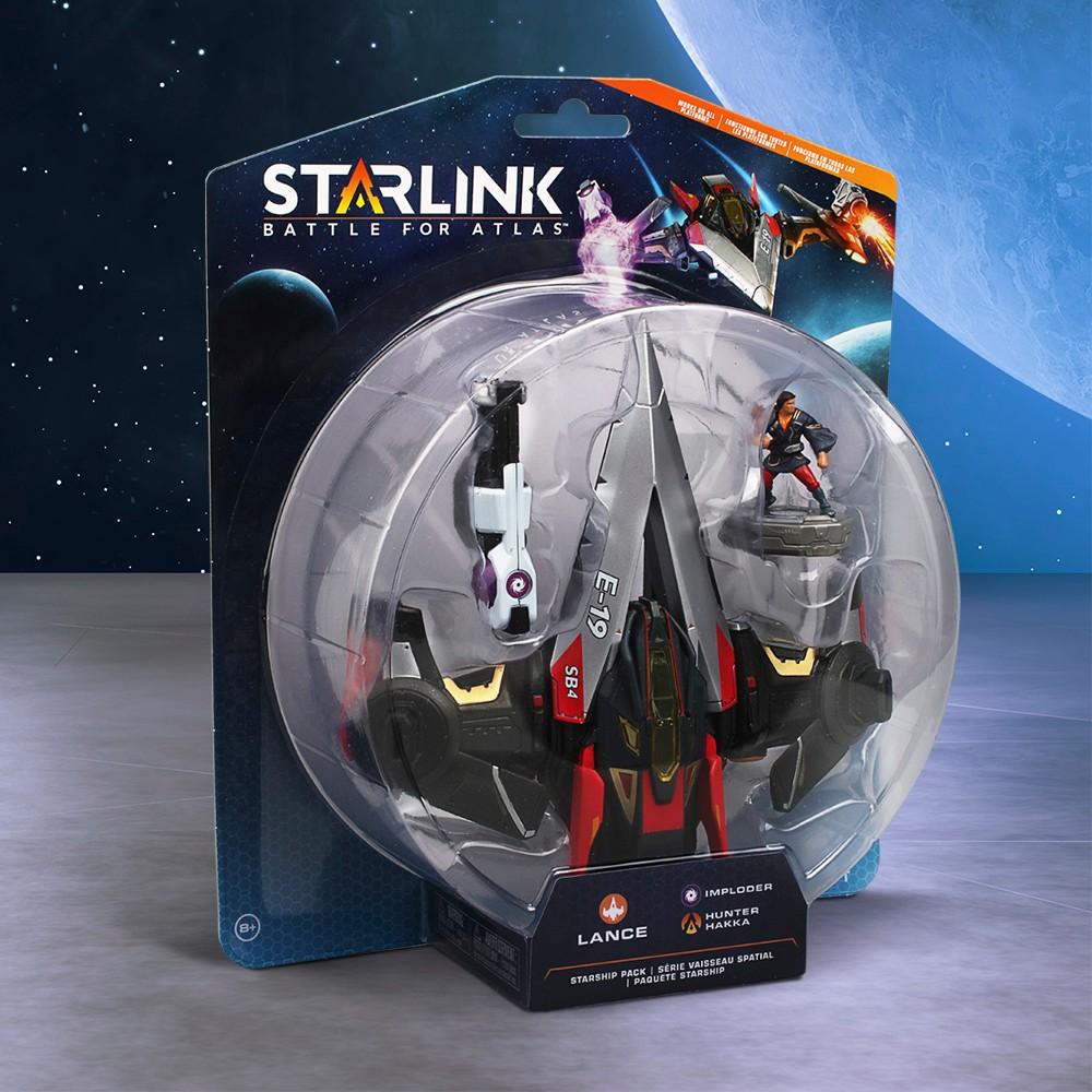 Starlink: Battle for Atlas Starship Pack - Hunter/Lance, Black