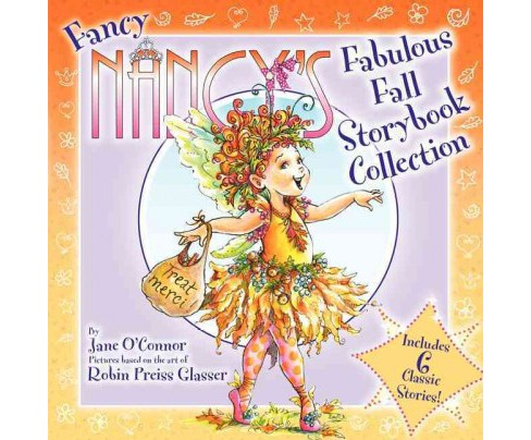 Fancy Nancy's Fabulous Fall Storybook Collection (Hardcover) (Jane O'Connor) - image 1 of 1