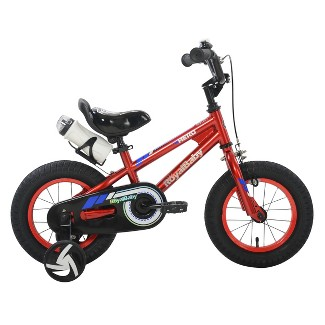 "Royal Baby Hero 12"" Kids' Bike - Red"