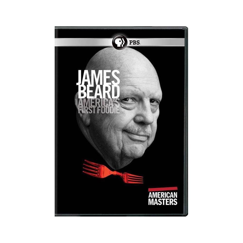 American Masters James Beard Dvd 2017