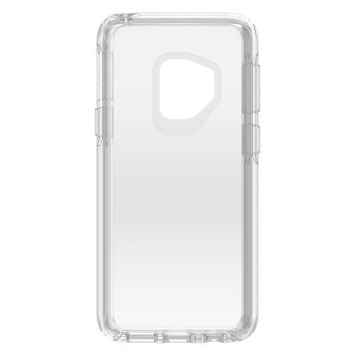 sale retailer ed273 4ab01 OtterBox Samsung Galaxy S9 Case Symmetry – Clear – Target Inventory ...