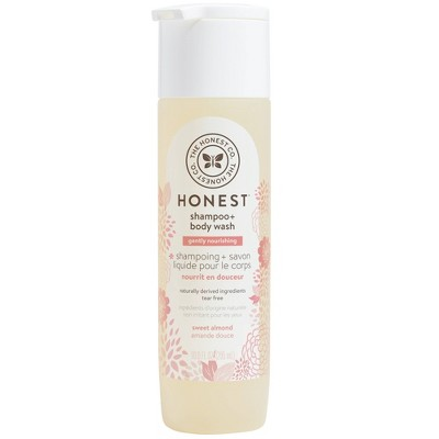 The Honest Company Gently Nourishing Shampoo & Body Wash Sweet Almond - 10 fl oz
