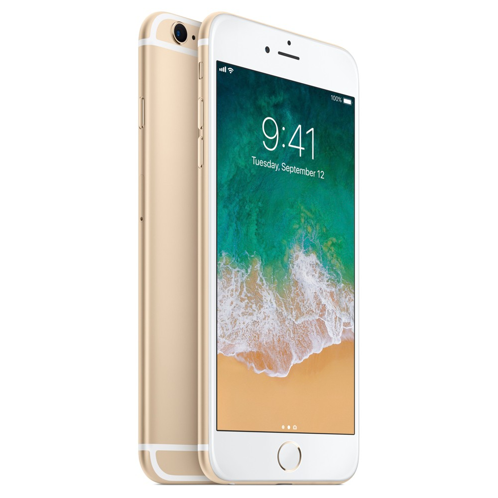 iPhone 6S Plus - with 2 year contract, Gold