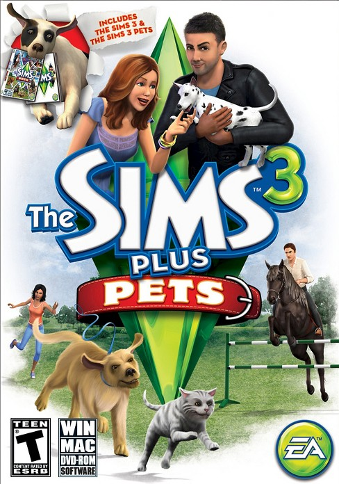 The Sims 3: Plus Pets - PC/Mac Game Digital - image 1 of 1