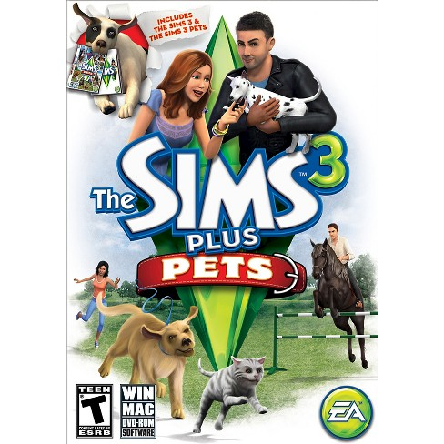 The Sims 3 and The Sims 3 Pets - PC Game (Digital) - image 1 of 3