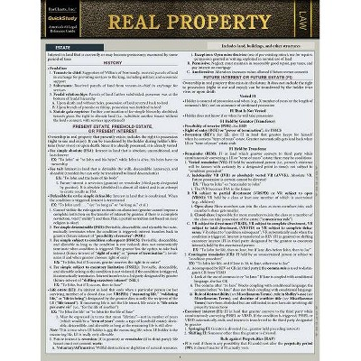 Real Property - 2nd Edition by  Karyl Landeau (Poster)