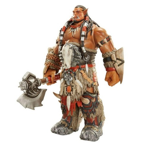 "Jakks Pacific Warcraft 18"" Durotan Deluxe Blizzcon Figure - image 1 of 1"