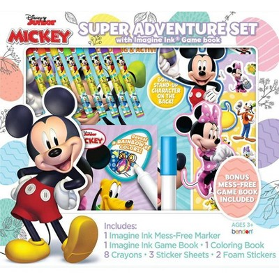Disney Jr Super Activity Set Imagine Easter Ink