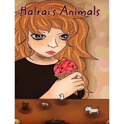 Halrai's Animals - (Hardcover) - image 1 of 1