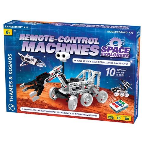 Thames & Kosmos Remote-Control Machines: Space Explorers - image 1 of 4