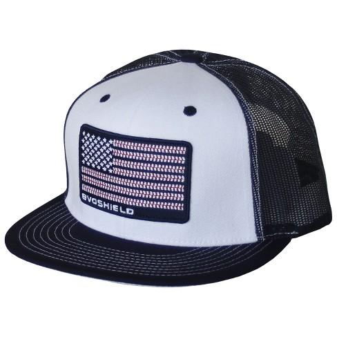 Evoshield Flag Patch Snapback Baseball Softball Hat   Target d98e28f9e727