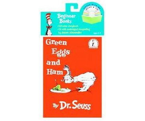 Green Eggs and Ham (Paperback) (Dr. Seuss) - image 1 of 1