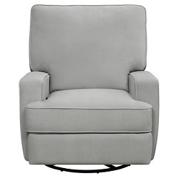 Luann Swivel Gliding Recliner - Baby Relax