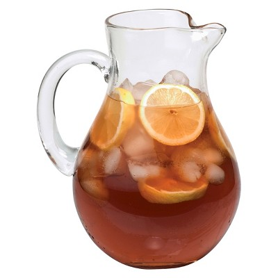Artland Simplicity Classic Glass Pitcher - Clear (85oz)