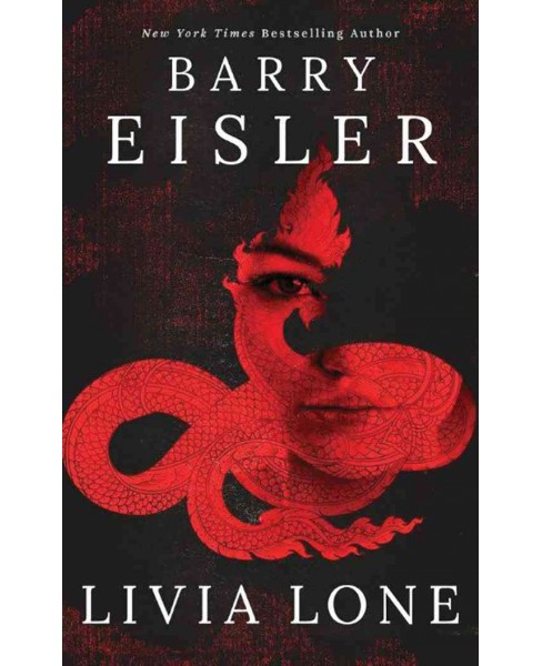 Livia Lone (Unabridged) (CD/Spoken Word) (Barry Eisler) - image 1 of 1