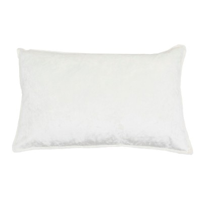 Oversize Ibenz Ice Velvet Throw Pillow - Decor Therapy