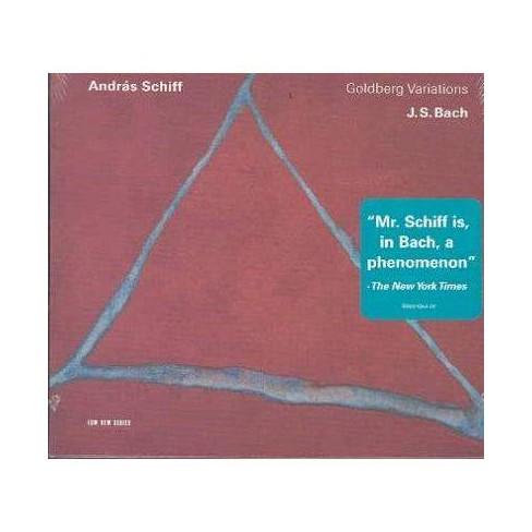 Bach - Bach:Goldberg Variations (CD) - image 1 of 1