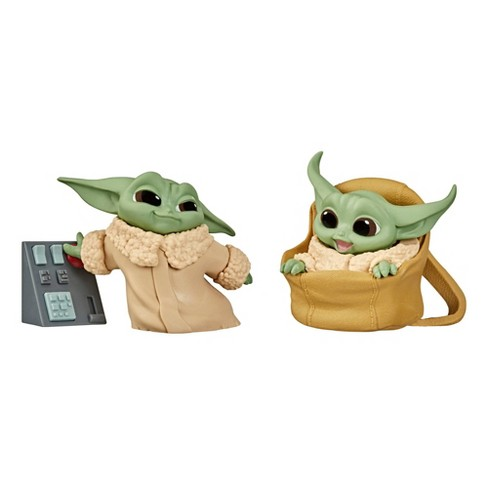 Star Wars The Bounty Collection Series 2 The Child Toys Speeder Ride, Touching Buttons 2-Figure Pack - image 1 of 2