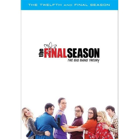 The Big Bang Theory: The Twelfth and Final Season (DVD) - image 1 of 1