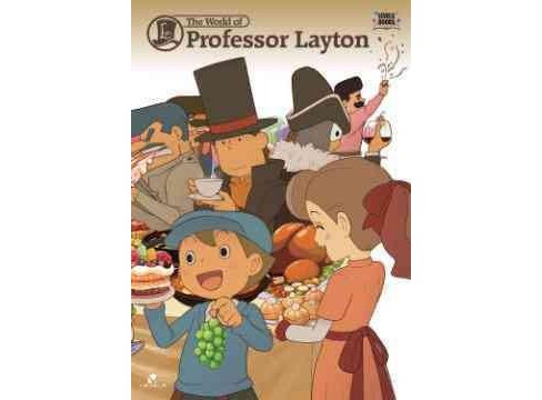 World of Professor Layton (Paperback) - image 1 of 1