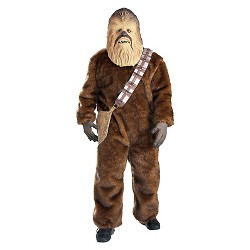 Star Wars Chewbacca Men's Costume One Size