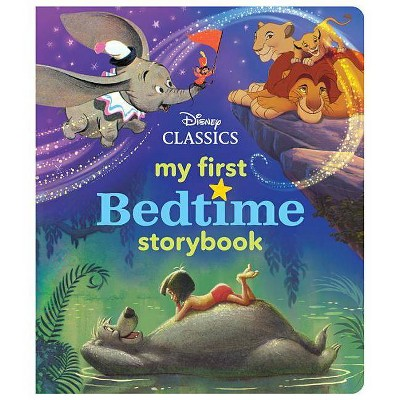 My First Bedtime Storybook : Disney Classics - (School And Library)
