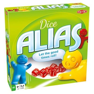 Alias Dice Word Game
