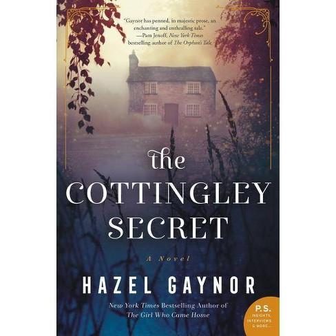 Cottingley Secret -  by Hazel Gaynor (Paperback) - image 1 of 1