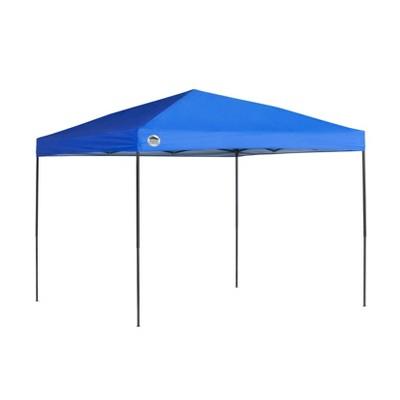 ShadeTech 100 10 x 10' Straight Leg Canopy - Blue