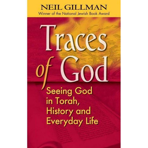 Traces of God - by  Neil Gillman (Paperback) - image 1 of 1
