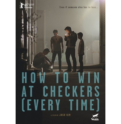 How to win at checkers (Every time) (DVD) - image 1 of 1