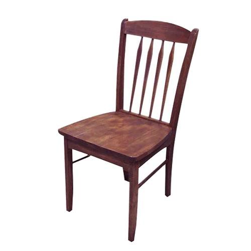 Savannah Chair Cherry - TMS, Red