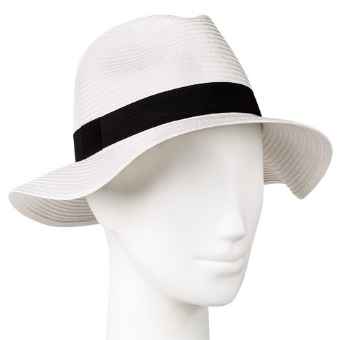 Women's Panama Hat - A New Day™ - image 1 of 2