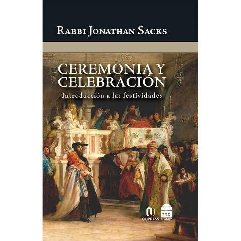 Ceremonia Y Celebraci''''n - by  Jonathan Sacks - image 1 of 1