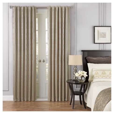 Yvon Blackout Curtain Panel - Beautyrest - image 1 of 2