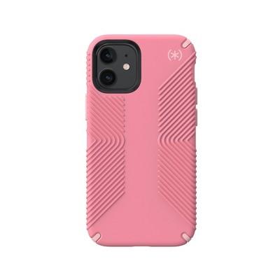 Speck Apple iPhone 12 Mini Presidio 2 Grip Vintage - Pink/Burgundy