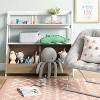 Bly Wide Bookshelf White - Pillowfort™ - image 2 of 4