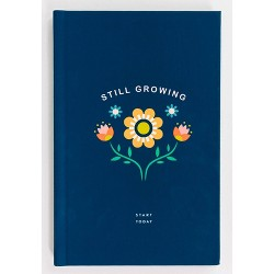 Still Growing Journal - Start Today by Rachel Hollis (Target Exclusive) (Hardcover)