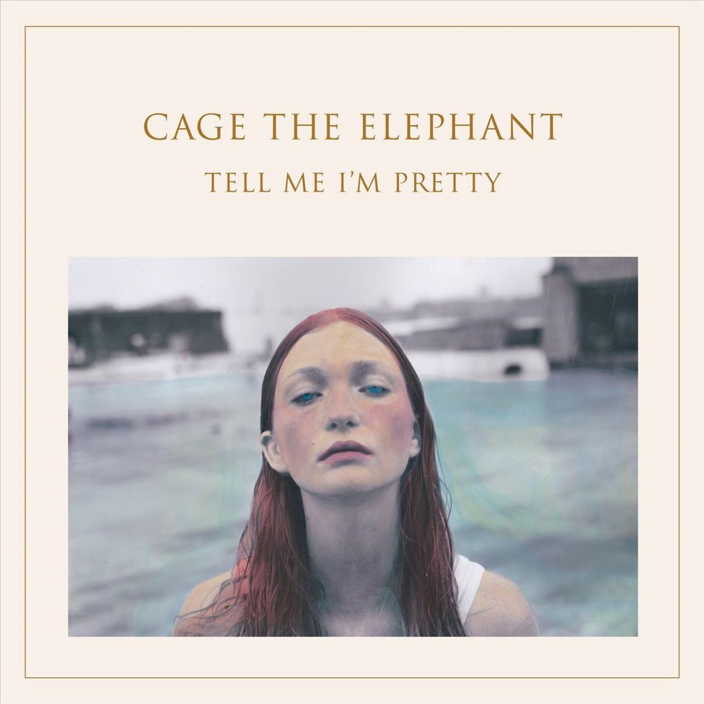 Cage the elephant - Tell me i'm pretty (CD)