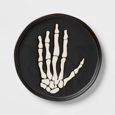 "6"" Stoneware Hand Appetizer Plate - Threshold™"