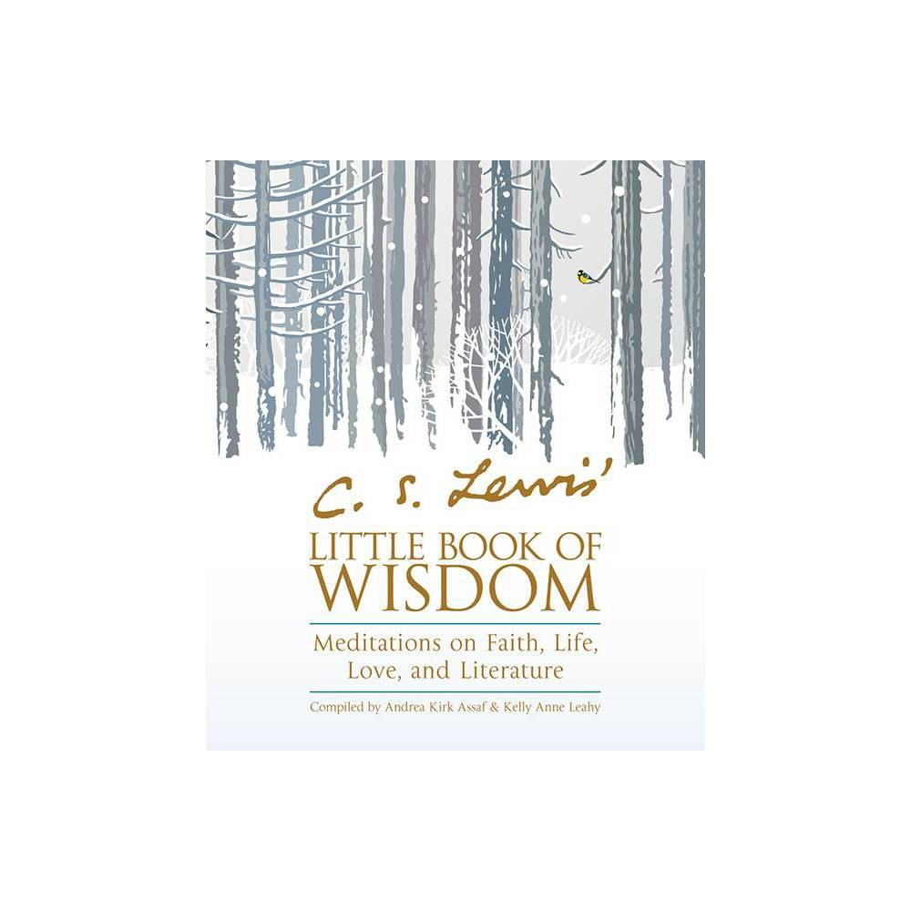 C S Lewis Little Book Of Wisdom By C S Lewis Paperback