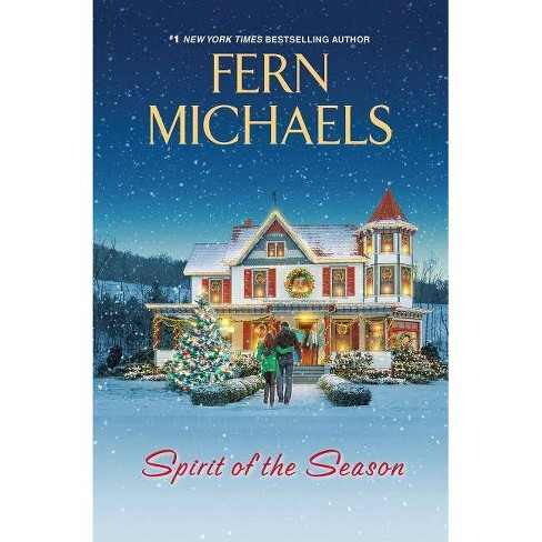 Spirit of the Season - by  Fern Michaels (Hardcover) - image 1 of 1