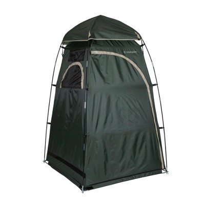 Stansport Deluxe Privacy Shelter Green