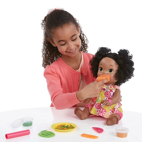 a3941fc4e Baby Alive Super Snacks Snackin  Sara African American   Target