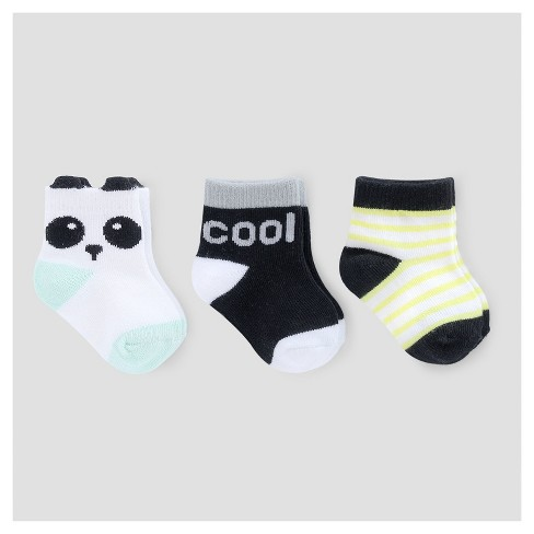 Baby Basic Crew Socks - Cat & Jack™ - image 1 of 1