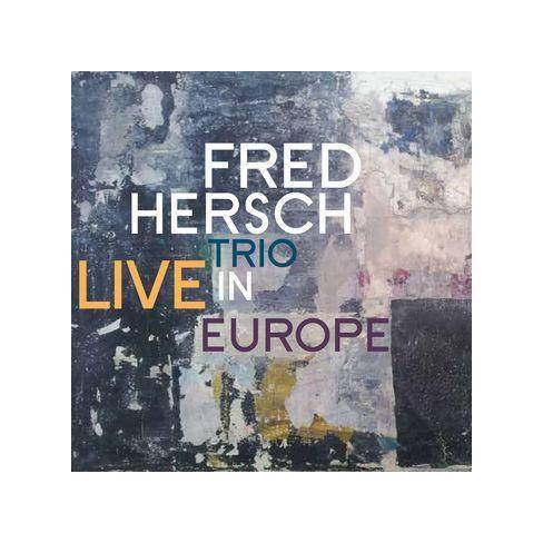 Hersch, Fred Trio - Live In Europe (CD) - image 1 of 1