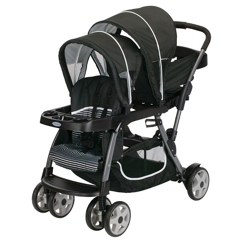 Graco Ready2grow Click Connect Double Stroller Target