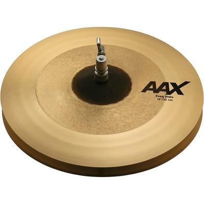 Sabian AAX Freq Hi-Hats 14 in.
