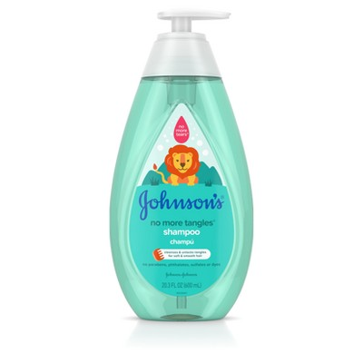 Johnson's No More Tangles Shampoo - 20.3oz